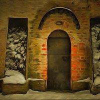 Дверь в эпоху иную... :: Tatiana Markova