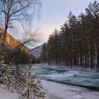 Зимний пейзаж. :: Валерий Медведев