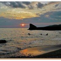 Чудесное таинство природы... заход солнца! :: СветЛана D
