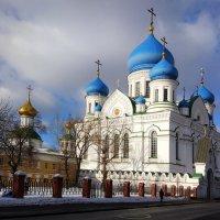 Николо-Перервенский монастырь :: Николай Дони