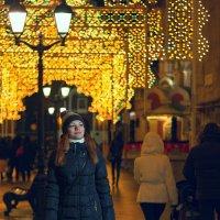 Вечерняя прогулка... :: Дмитрий Вдовин