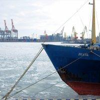 Ледяное Черное море ( 3 ) :: Людмила