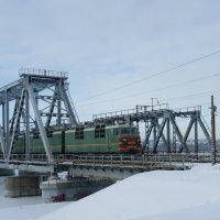Мчится поезд :: nika555nika Ирина