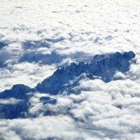 купание в облаках :: vg154