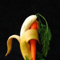 Любовь - морковь! :: Лара Гамильтон