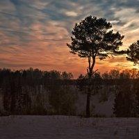Закат на Золотом Китате :: Cергей Александров