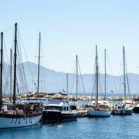 Яхты у острова Фриуль :: Наталия