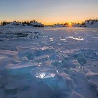 Ладожский лёд. :: Фёдор. Лашков