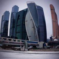 Москва сити :: Владислав Макаров