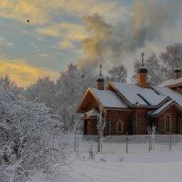 Про вечерние покатушки с крыши. :: Владимир Колесников