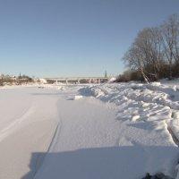снежный путь :: Михаил Жуковский