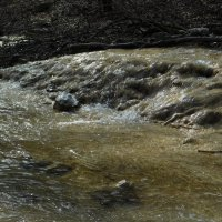 Речка от водопада :: Ярослав Мунин