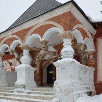Царицыны палаты. :: Oleg4618 Шутченко