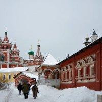 Саввино-Сторожевский монастырь. :: Oleg4618 Шутченко