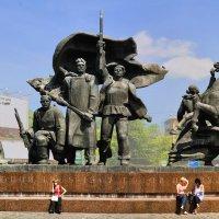 Москва. Памятник «Героям революции 1905-1907 гг.» :: В и т а л и й .... Л а б з о'в