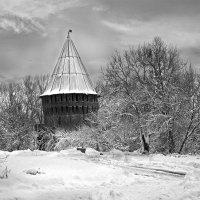 Старая башня :: Татьяна Панчешная