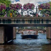Каналы Амстердама :: Валерий Кишилов