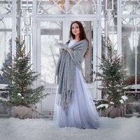 Морозное утро невесты. :: Юлия Масликова