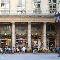 Ресторан Nemours в Париже :: Фотограф в Париже, Франции Наталья Ильина