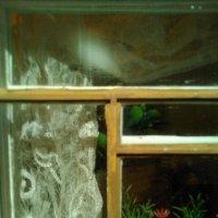 Макет окна доходного дома 19 века. (музей Петропавловская крепость) :: Светлана Калмыкова
