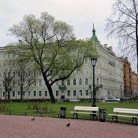 Сквер :: Вера Щукина