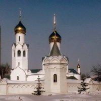 Храм во имя Архистратига Михаила. :: Мила Бовкун