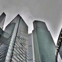 Москва-сити :: Иван Владимирович Карташов