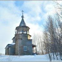 Церковь Зосимы и Савватия Соловецких. :: Марина Никулина