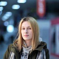 Дочка :: Виктор Мухин