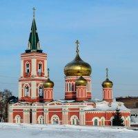 Православный храм :: Сергей Черепанов