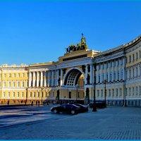 Здание Главного штаба :: Светлана