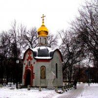 Часовня Святого Даниила. :: Владимир Драгунский