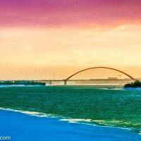Фантазия на тему Бугринского моста :: Андрей Чернышов