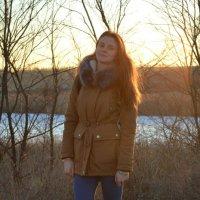 Милая девушка :: Дарья Логвинова