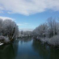 Снежный февральский день :: Виктория Попова