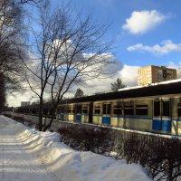 Весна близко! :: Андрей Лукьянов