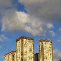 Небо весенее :: Андрей Лукьянов