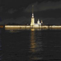 Панорама вечернего Питера :: Вера Щукина
