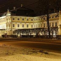 Зимняя ночь :: Андрей Игоревич