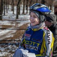 Первенство г. Таганрога по велоспорту-маунтинбайку :: Андрей Lyz