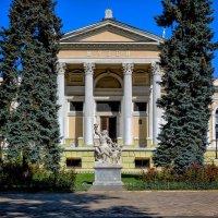 Одесский Археологический музей. :: Вахтанг Хантадзе