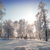 Зимние восходы :: Андрей Заломленков
