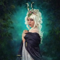 Forest Nymph :: Fancy Art