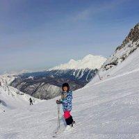 лыжница :: Люша