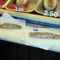 Селедка-любимая еда Голландцев;-) :: Olga