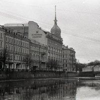 Au pont rouge :: Дмитрий Ромашев