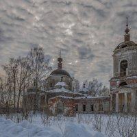 Церковь Успения Пресвятой Богородицы. :: Михаил (Skipper A.M.)