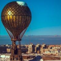 Чудесный вид на нижнюю часть города :: Любовь Сорокина