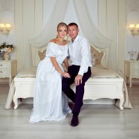 Жених и невеста :: Олег Блохин