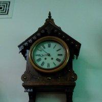 Российские, настенные часы начала 20 века из музея Петропавловская крепость. :: Светлана Калмыкова